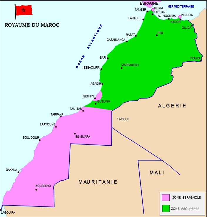 2 mars 1956 : Fin du protectorat français au Maroc